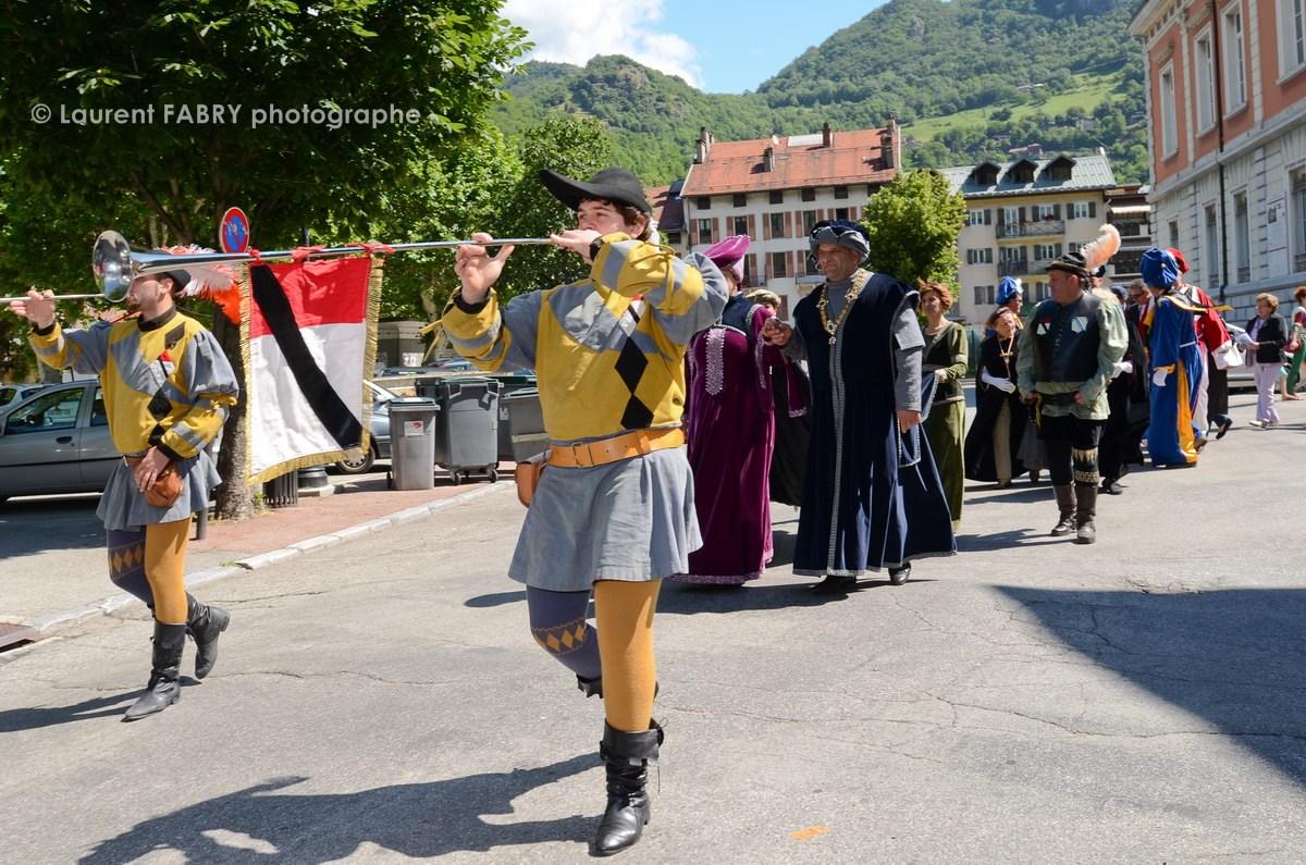 Photographe tourisme en Tarentaise : carnaval à Moûtiers