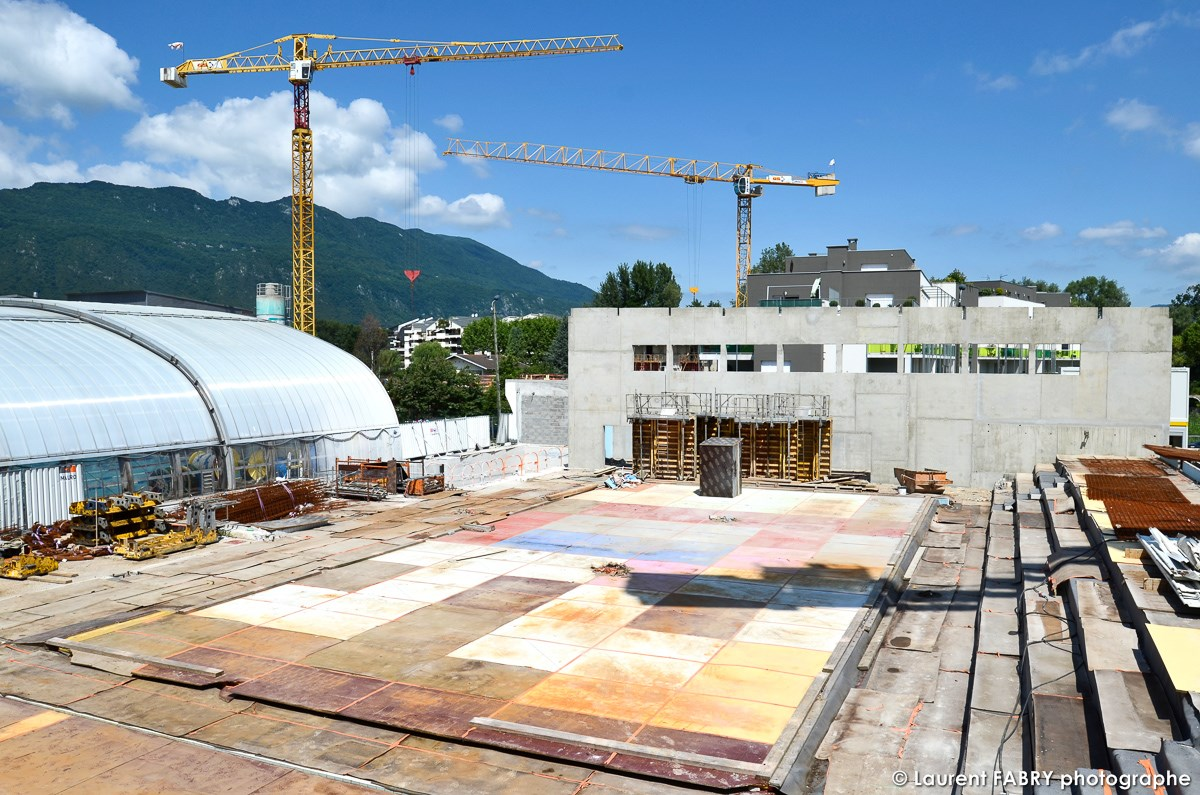 Centre Nautique Aix-les-bains Aqualac