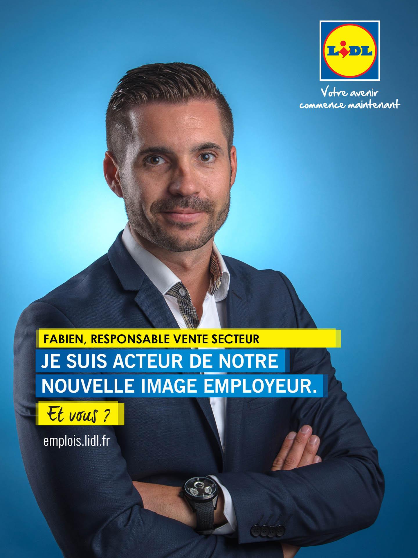 Portrait De Collaborateur En Entreprise, Rhône Alpes