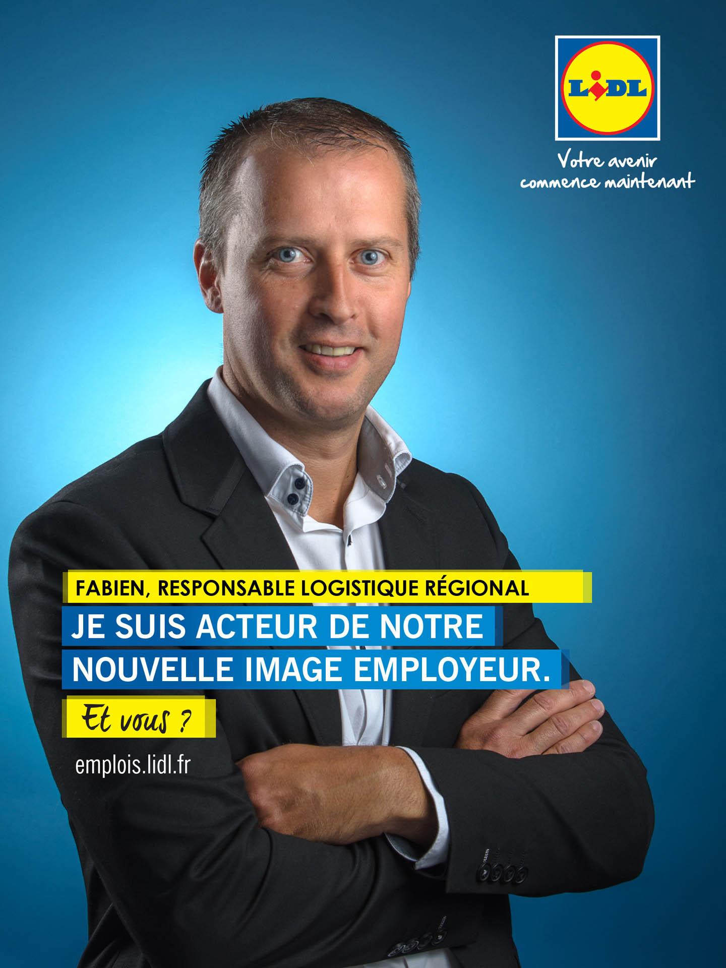 Portrait De Collaborateur En Entreprise, Isère
