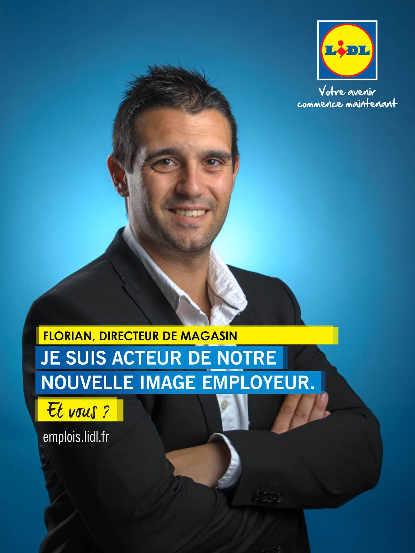Portrait De Collaborateur En Entreprise, Près De Grenoble