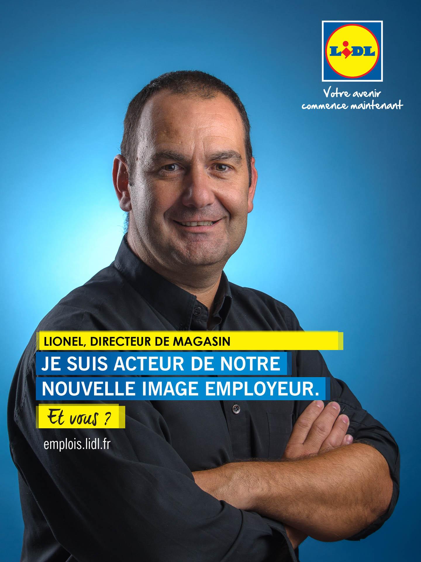 Portrait Corporate Professionnel En Entreprise, Isère