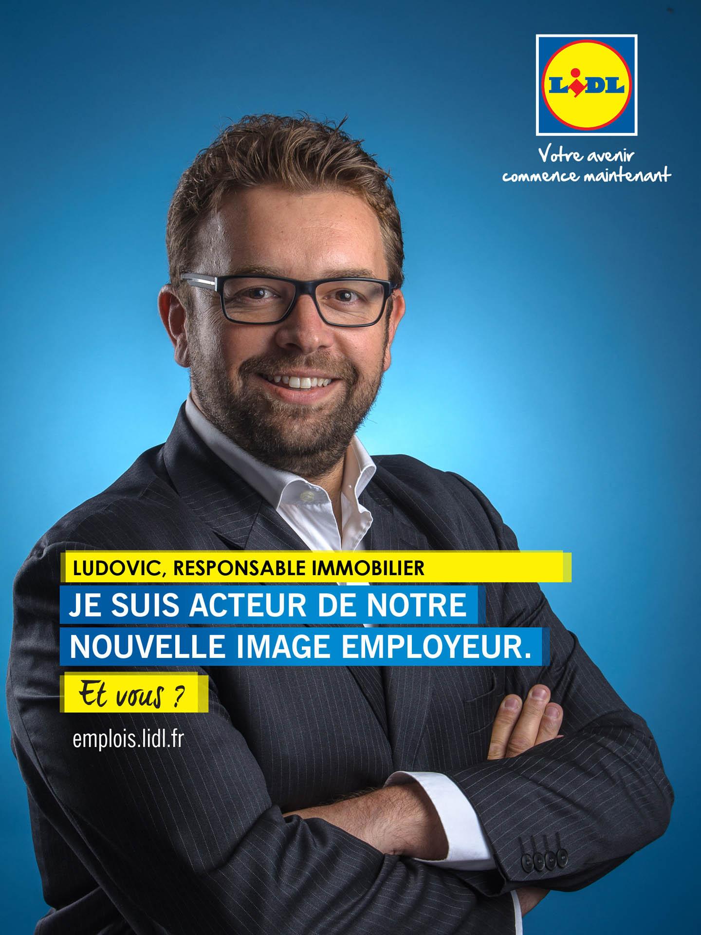 Portrait Corporate Professionnel En Entreprise