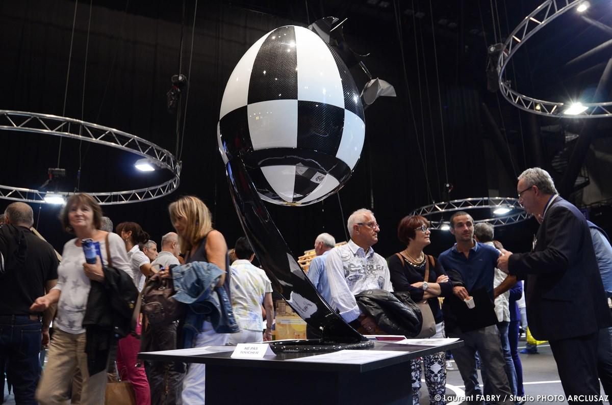 Photographe événementiel : Exposition Sur Les Meilleurs Ouvriers De France à La Foire De Savoie