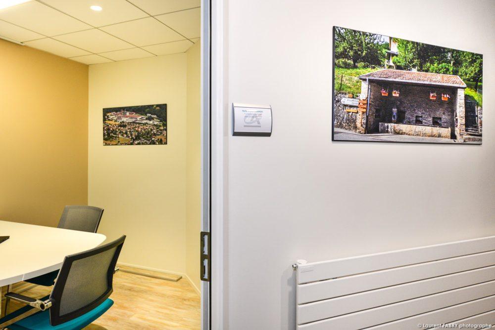 Décoration De Bureaux Par Un Photographe En Savoie