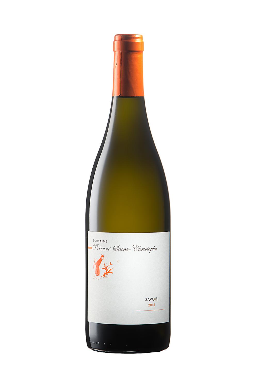 Photographe Bouteille De Vin Blanc De Savoie (Domaine Giachino)