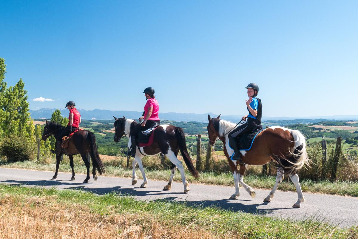 Photographe équestre En Auvergne Rhône Alpes : Plan Photo Dans La Drome Des Collines Pour Le CRTE Rhône Alpes Avec Les Cavaliers De La Drome A Cheval