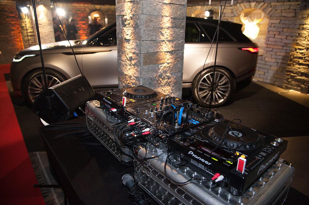Photographe événementiel à Courchevel : Sono Et Supercar