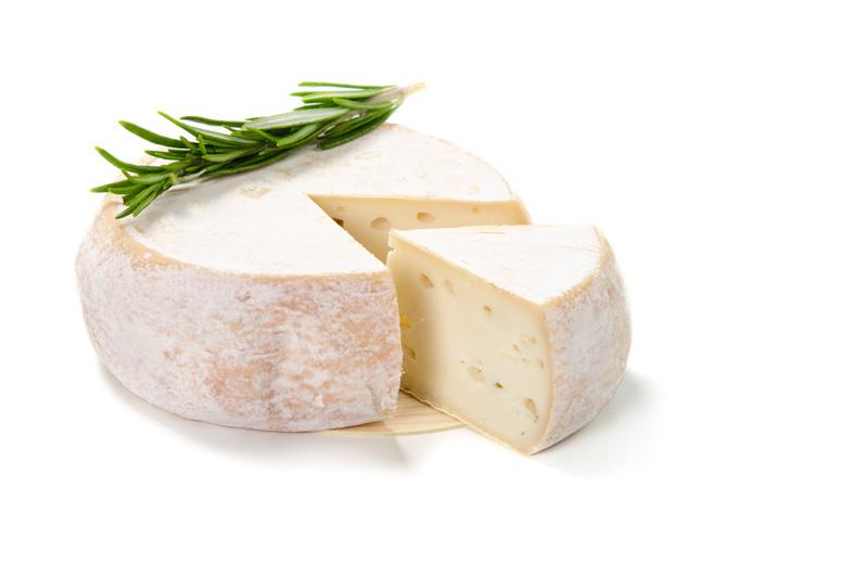 Photographe Culinaire Pour Les Fromages Des Caves D'Affinage De Savoie, Rognaix : Chevrotin Des Aravis
