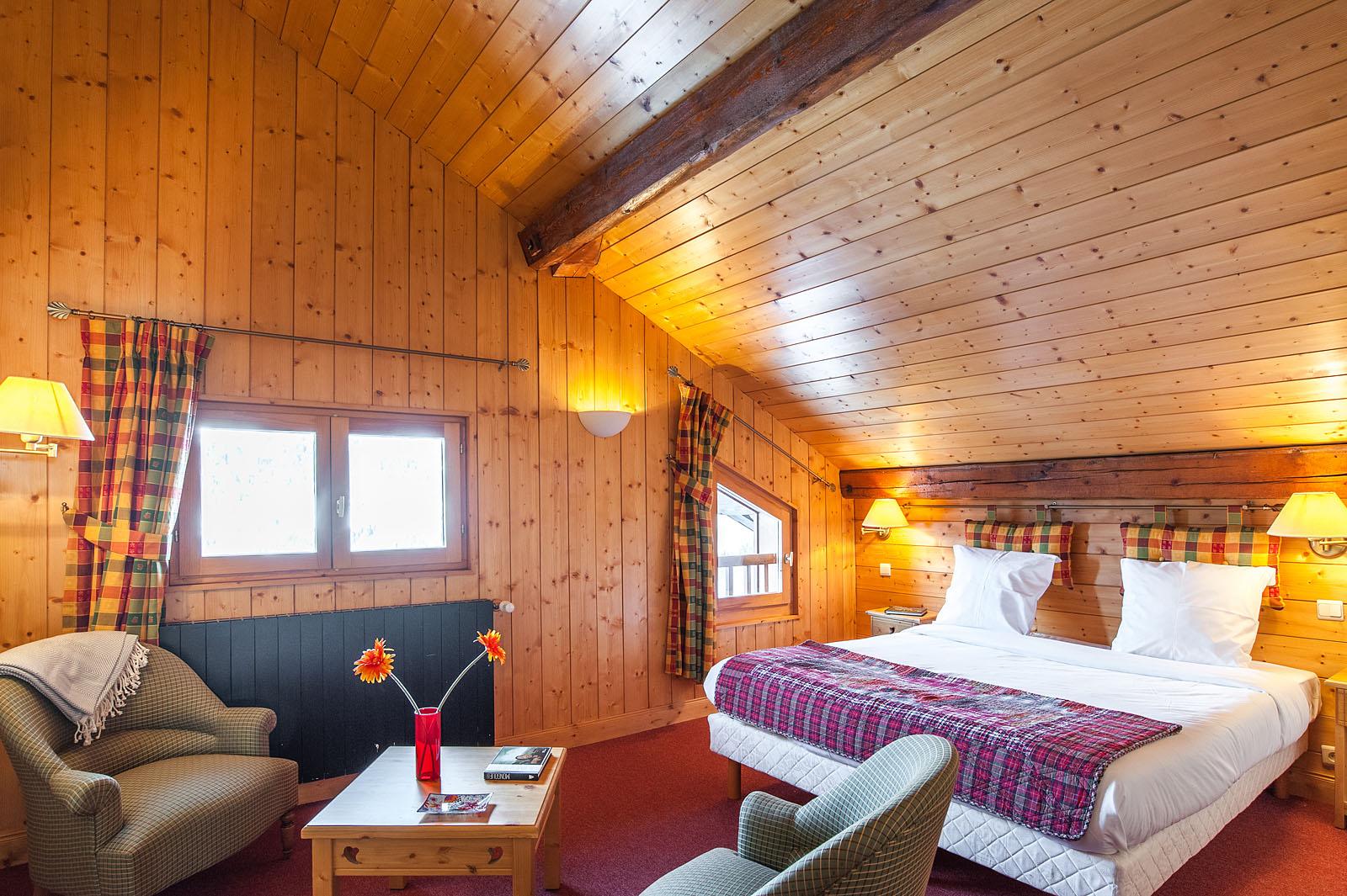 Photographe d'hôtel en Beaufortain, Alpes, Savoie