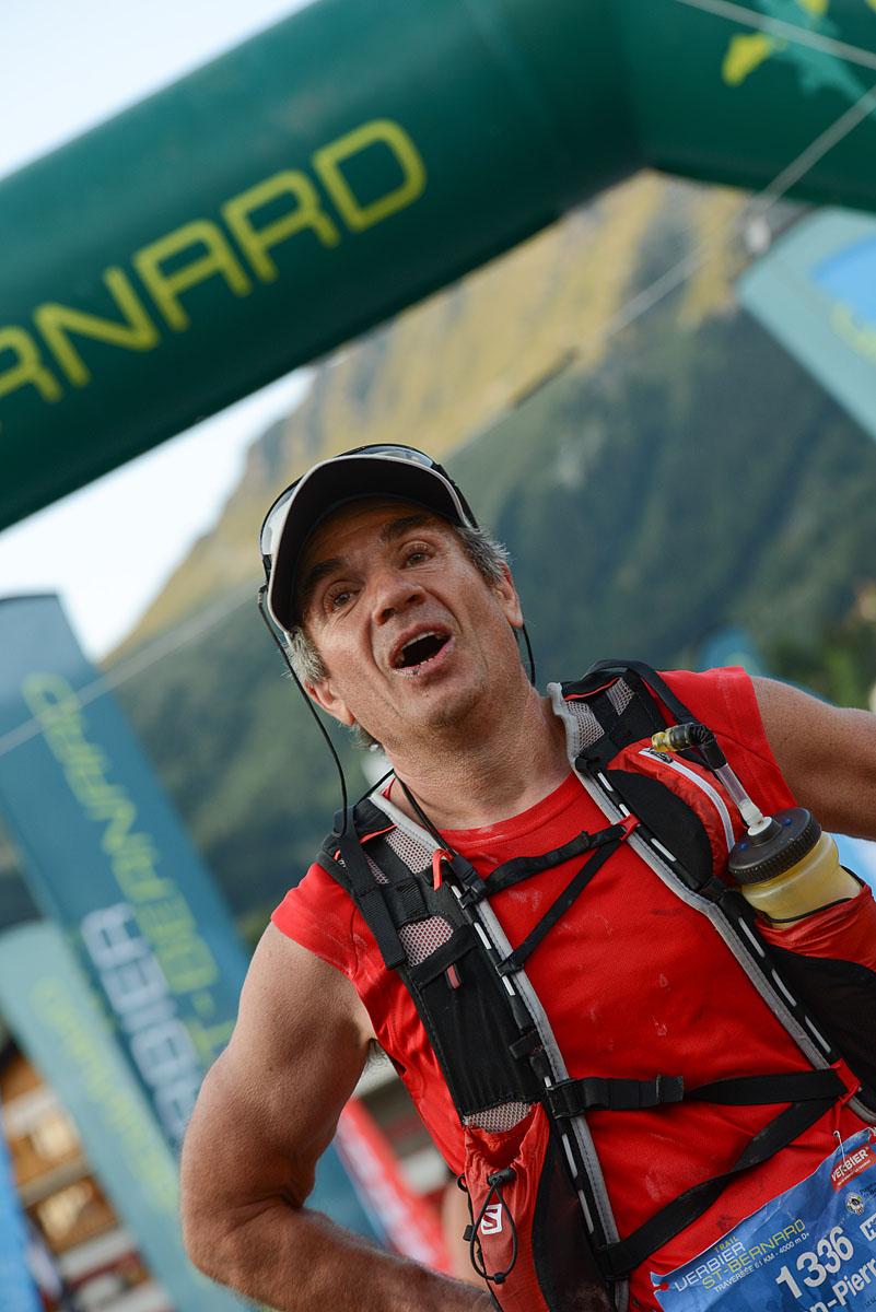 Photographe De Trail Running En Suisse : émotion à L'arrivée