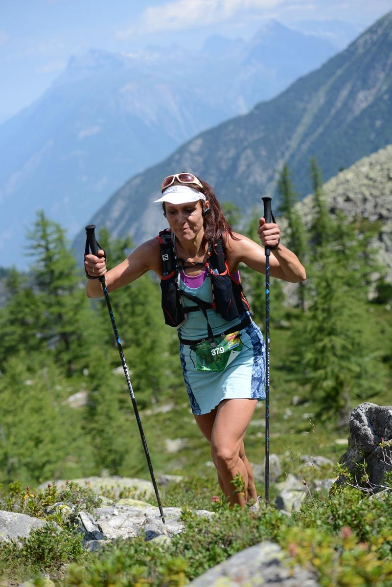 Photographe De Trail Running En Suisse : On Pousse Sur Les Bâtons