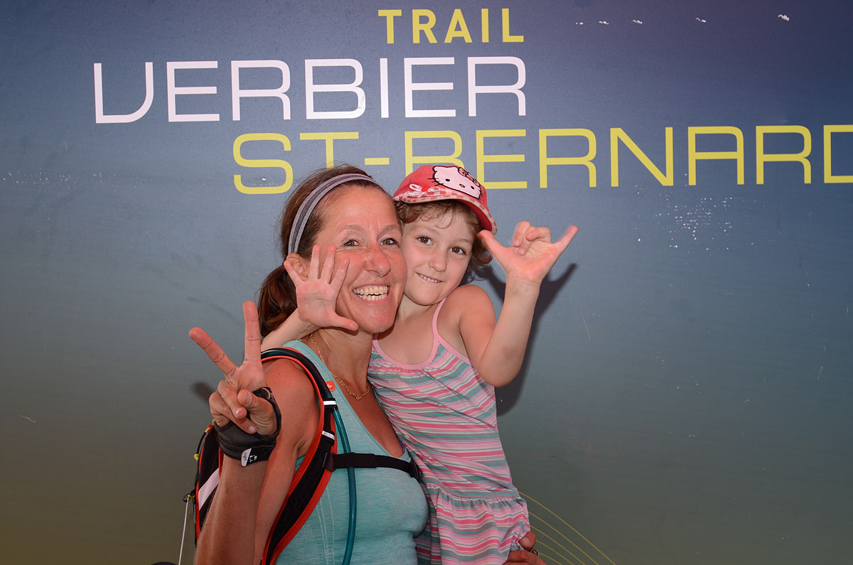 Photographe De Trail Running En Suisse : Une Maman Finisher Du TVSB