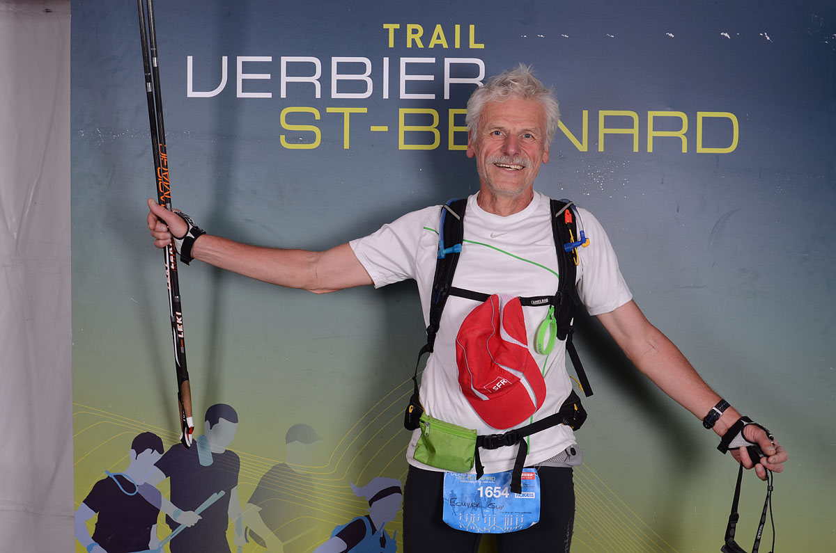 Photographe De Trail Running En Suisse : Un Finisher Du TVSB