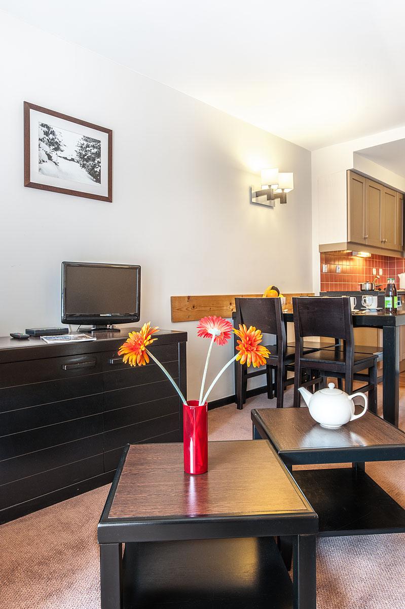 Photographe Immobilier Dans Les Alpes : Résidence Premium En Savoie