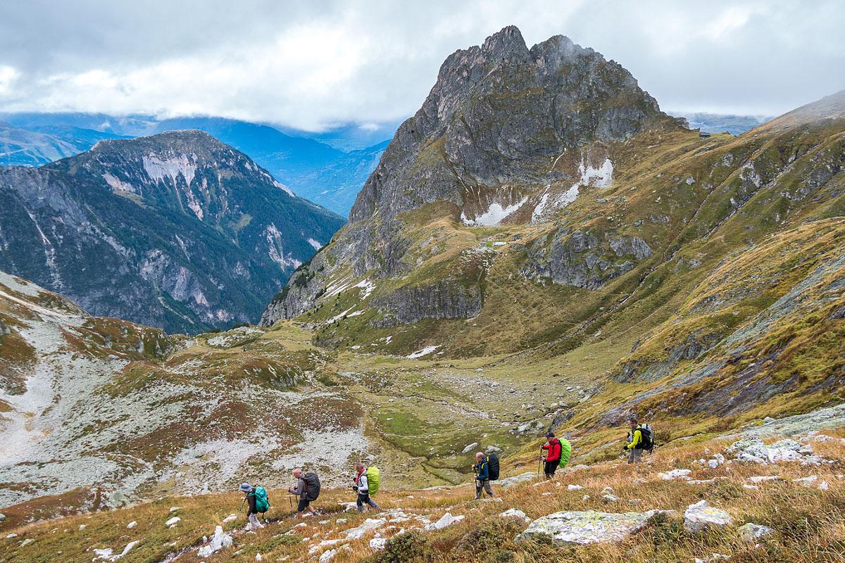 Photographe Sport De Montagne Outdoor En Vanoise : Derrière La Pointe De La Vuzelle
