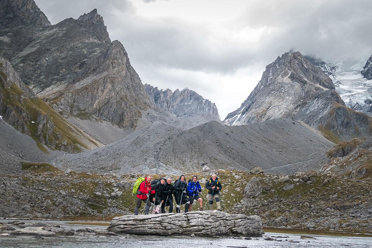 Photographe Sport De Montagne Outdoor En Vanoise : Sur Le Lac Des Vaches