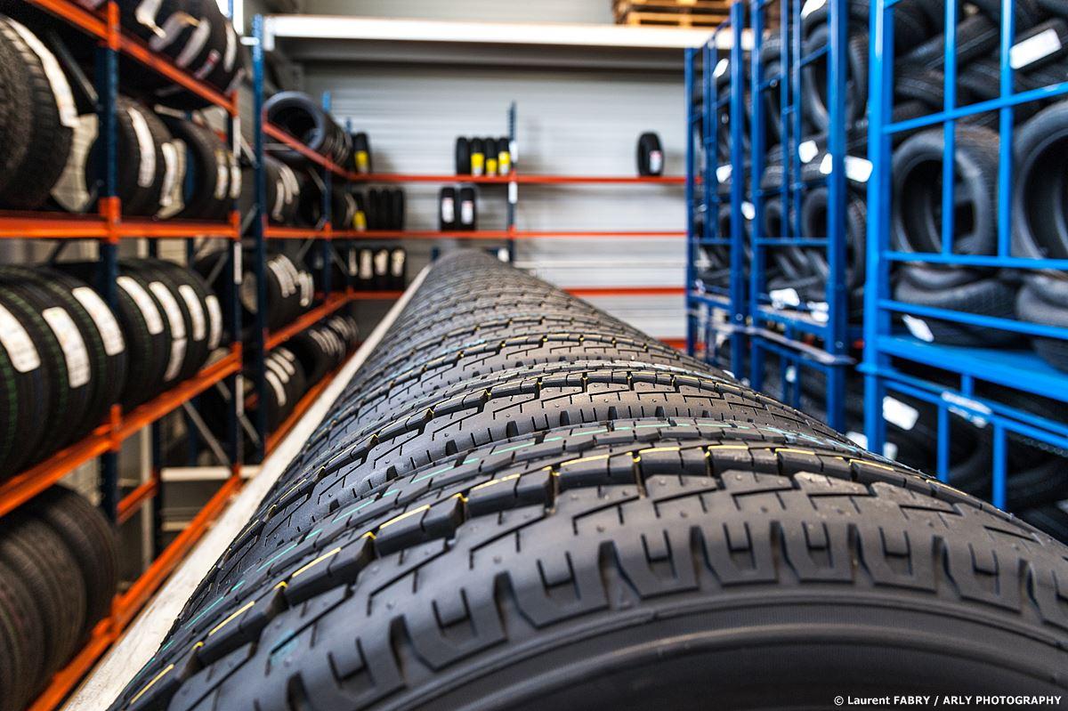 Photographe Industriel En Savoie, Pneumatiques Automobiles
