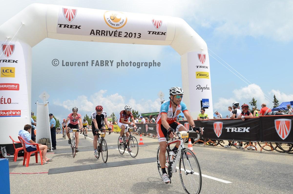 Photographe épreuve Cyclo Au Semnoz, Haute Savoie