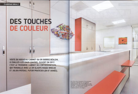 Publication ! Magazine Orthophile N°60 Janvier - Février 2019