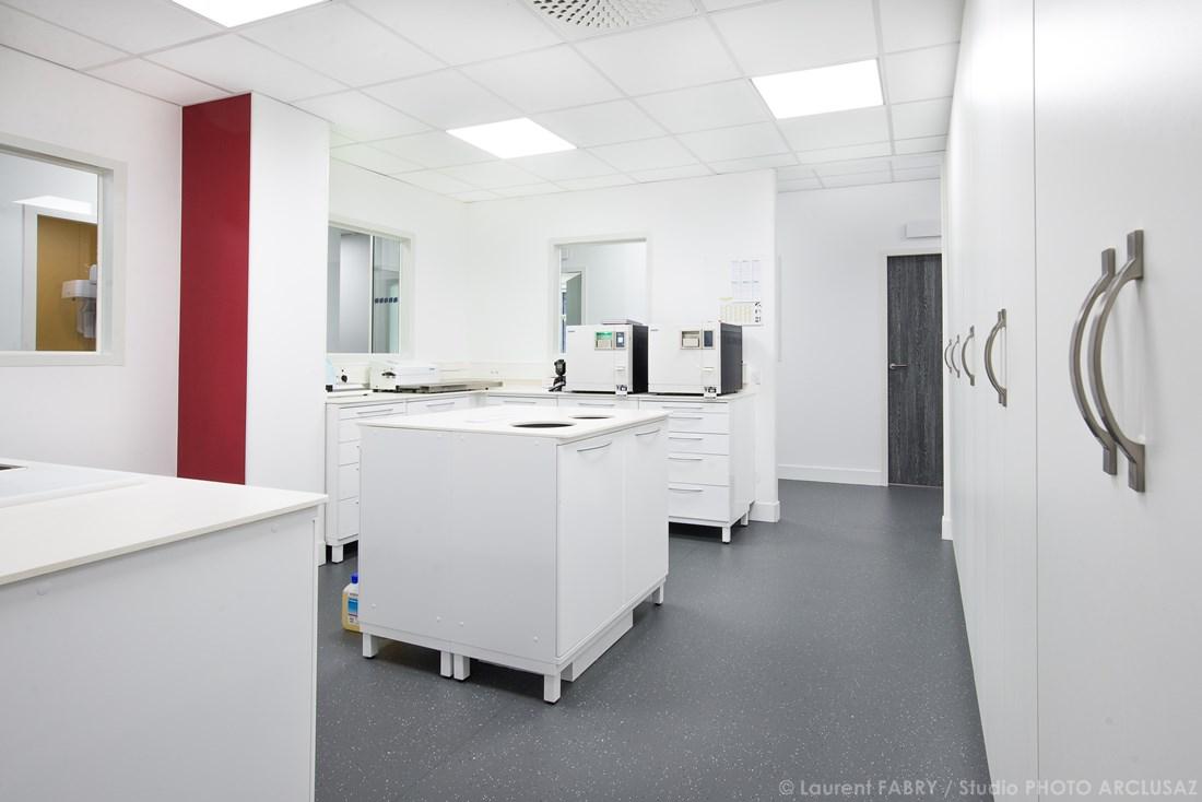 Photographe De Décoration Médicale Dans Le Domaine De La Santé Pour Un Cabinet Dentaire Dans Le 73