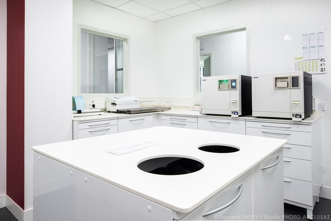 Photographe De Décoration Médicale Dans Le Domaine De La Santé Pour Un Cabinet Dentaire (orthodontie)