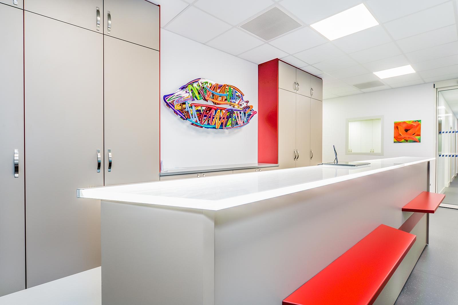 Photographe décoration cabinet dentaire