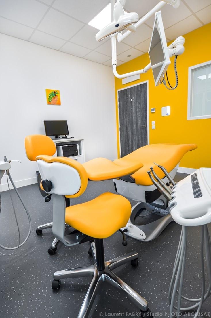 Photographe Professionnel De Décoration Médicale Dans Le Domaine Du Médical Pour Un établissement De Santé (cabinet Dentaire)