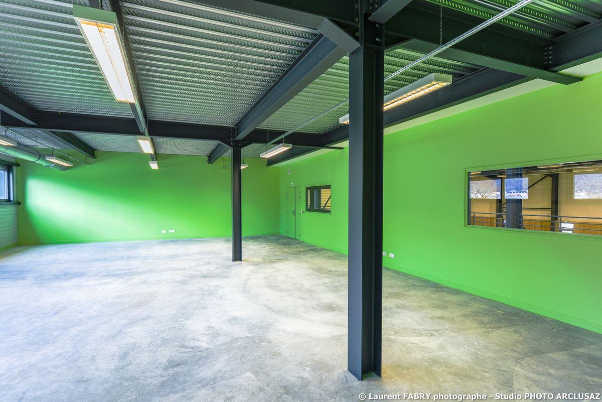 Photographe Architecture à Albertville : Salle De Réunion CSNHN