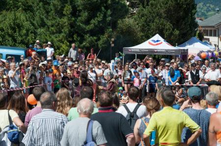 Photographe Tourisme Sur Une Fête De Village En Savoie : Démonstrations