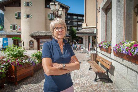 Catherine JULLIEN-BRECHES, Maire De Megève Et 1ère Vice-Présidente De La Communauté De Communes Du Pays Du Mont Blanc