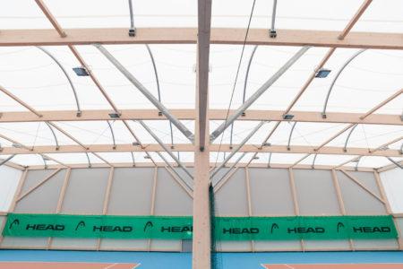 équipement Sportif Photographié Par Un Photographe Professionnel Architecture à Faverges
