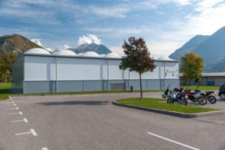 équipement Réalisé Par La Societe SMC2 Et Photographié Par Laurent Fabry, Photographe Professionnel En Haute Savoie