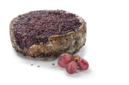 Photographe Culinaire Pour Les Fromages Des Caves D'Affinage De Savoie, Rognaix : Tomme Au Marc
