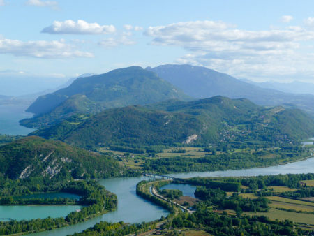 Photographe Patrimoine Et Traditions Dans Les Alpes : Le Rhône, Entre Savoie Et Ain