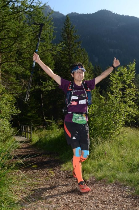 Photographe De Trail Running En Suisse : On Se Motive Avant D'attaquer La Montagne