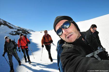 Photographe Outdoor Dans Les Alpes : Le Selfie