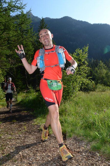 Photographe De Trail Running En Suisse : Coureur Du TVSB