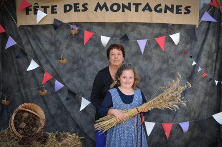 Photographe événementiel Sur Une Fête Des Montagnes Dans Les Alpes : Shooting Extérieur