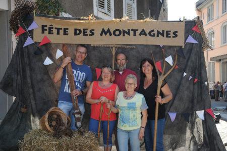 Photographe événementiel Sur Une Fête Des Montagnes Dans Les Alpes : Photobox