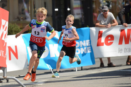 Photographe De Trail Running En Suisse : Une Course Enfants Au TVSB