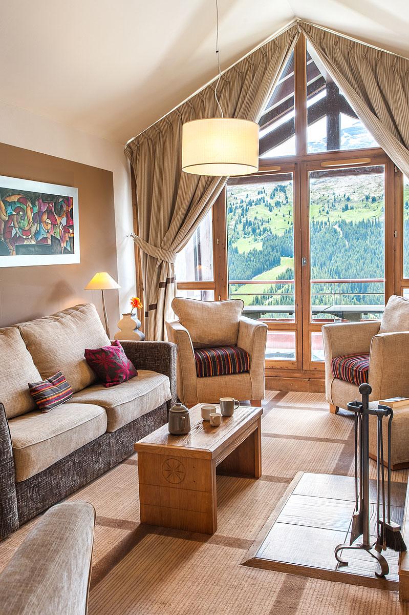 Photographe Immobilier Dans Les Alpes : Résidence Premium En Haute Savoie