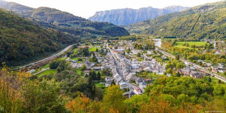 Photographe En Décoration De Bureaux Dans Les Alpes : Aiguebelle, Porte De Maurienne