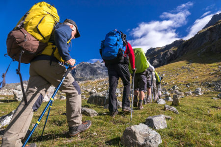 Photographe Sport De Montagne Outdoor En Vanoise : En Vers Le Refuge Du Pourri