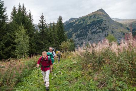 Photographe Sport De Montagne Outdoor En Vanoise : Montée Vers Le Grand Bec