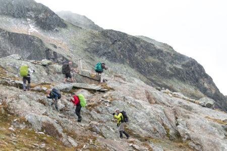 Photographe Sport De Montagne Outdoor En Vanoise : Vers Le Grand Bec