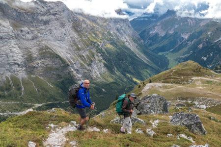 Photographe Sport De Montagne Outdoor En Vanoise : Descente Sur Pralognan