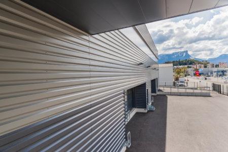 Reportage Industriel Chez Un Logisticien Du Pneu En Savoie