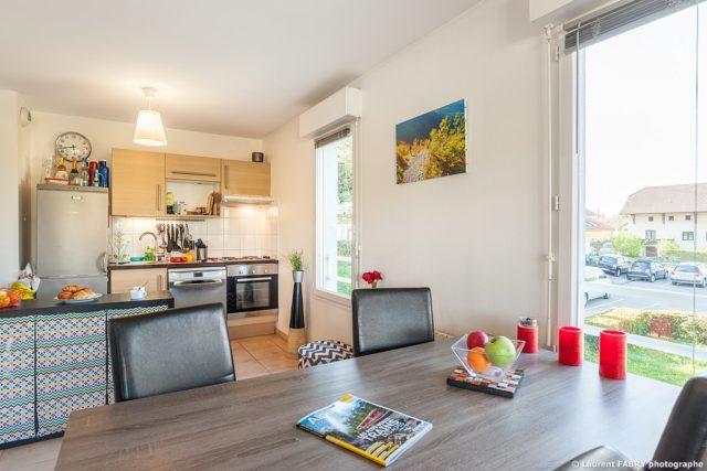 Photographe immobilier pour un appartement près d'Annecy