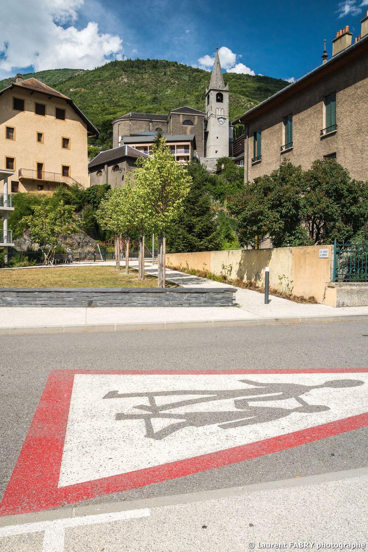 Reportage photo en Maurienne